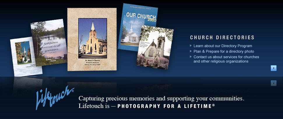 Lifetouch | Zion Evangelical & Reformed Church