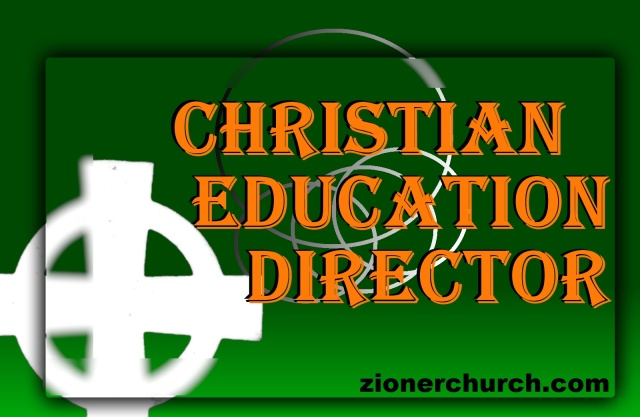 ChristianEducationDirector