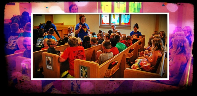 VBS Day 1: Completed!
