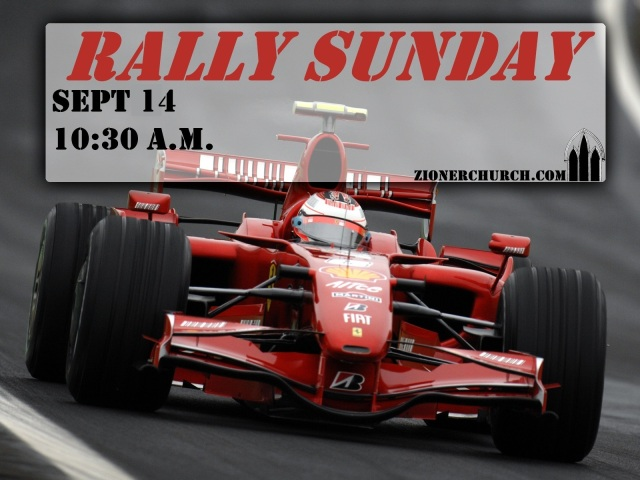 RallySunday2014