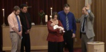 Baptism Benediction