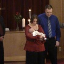 Baptism Benediction