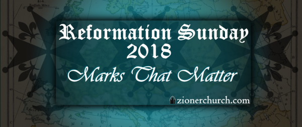 ReformationSunday2018